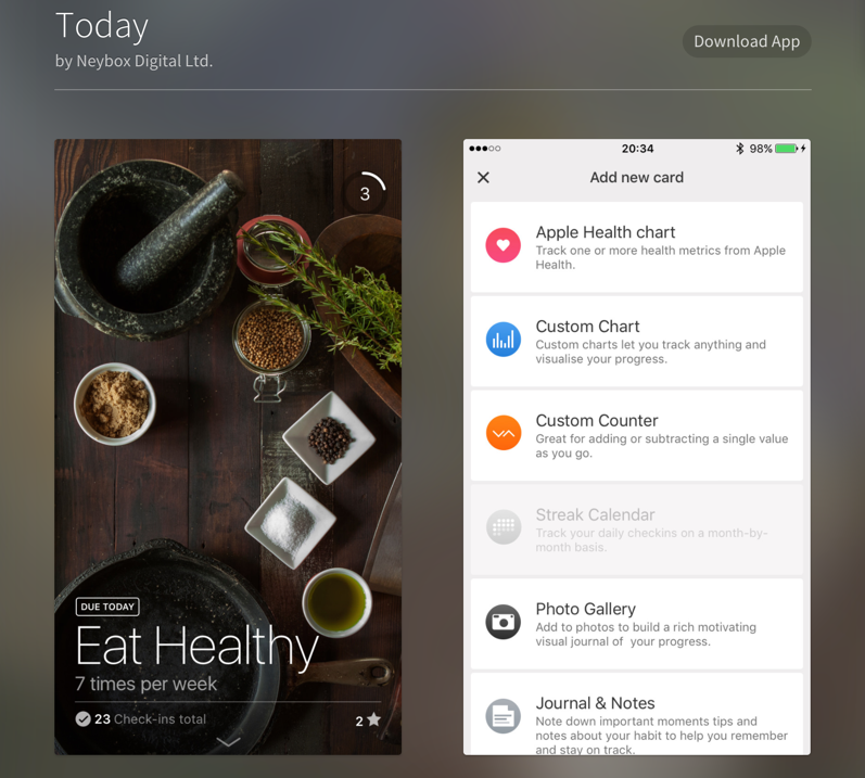 Laudable Apps Collects the Prettiest iPhone Apps