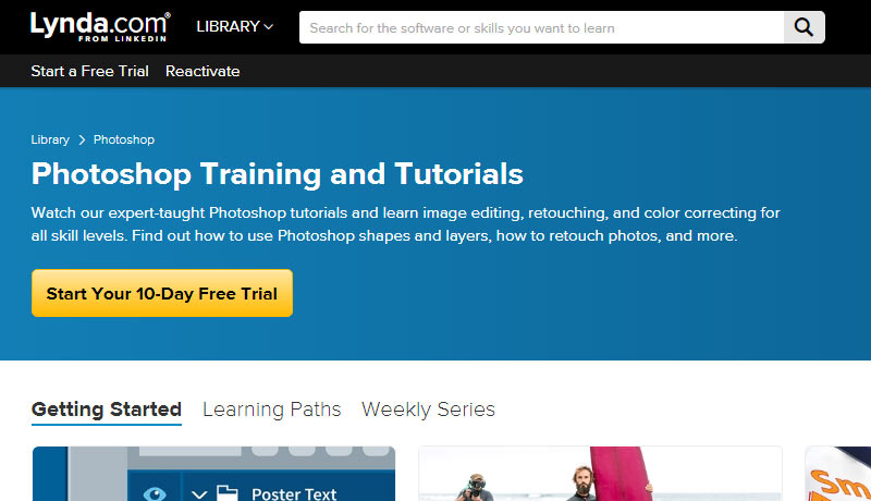 20 Best Resources to Learn Photoshop Within a Few Days - noupe