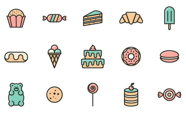 2016 Revisited The 100 Best Free Icon Packs of the Year