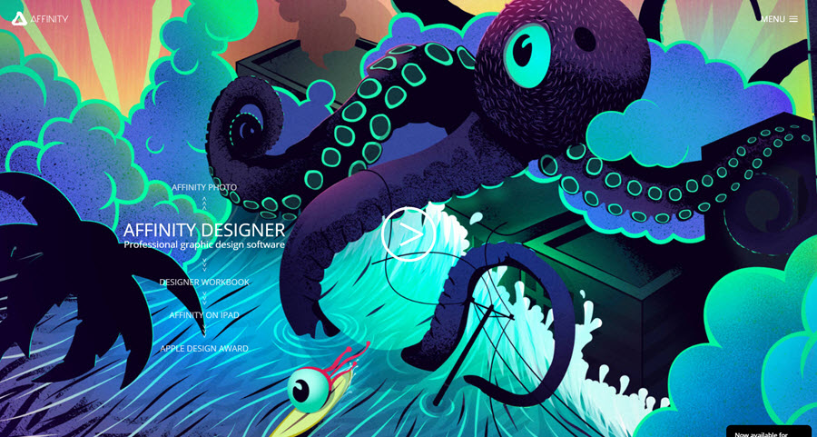 Affinity Designer The Perfect Tool For Ui And Ux Design