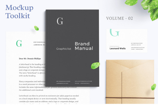 2016 Revisited Best Free Corporate Identity Packages