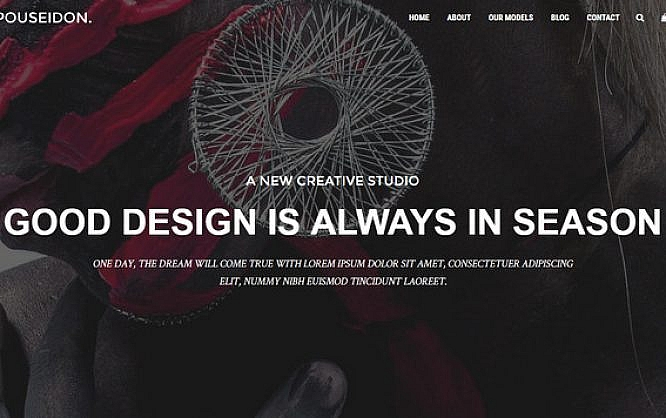 Best of 2016: 100 Free HTML/CSS Themes - noupe