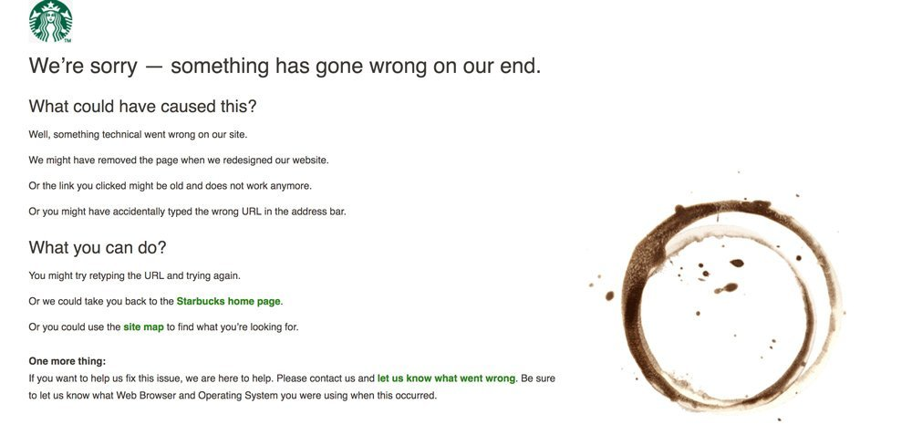 404 Starbucks
