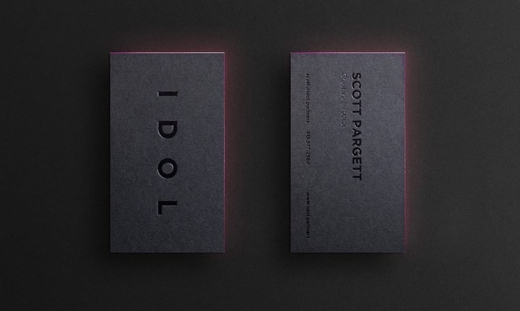 Inspiration: 10 Brandnew, Uncommon Business Card Designs | NOUPE