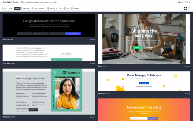 Good Web Design Best Practices For Modern Designers Noupe