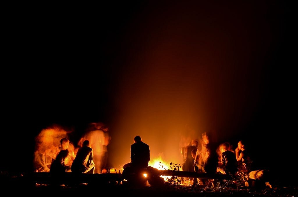 scary stories to tell in the dark Summer Camps