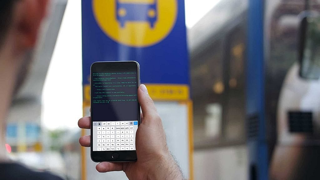 5 Best SSH Terminal Apps for iPhone