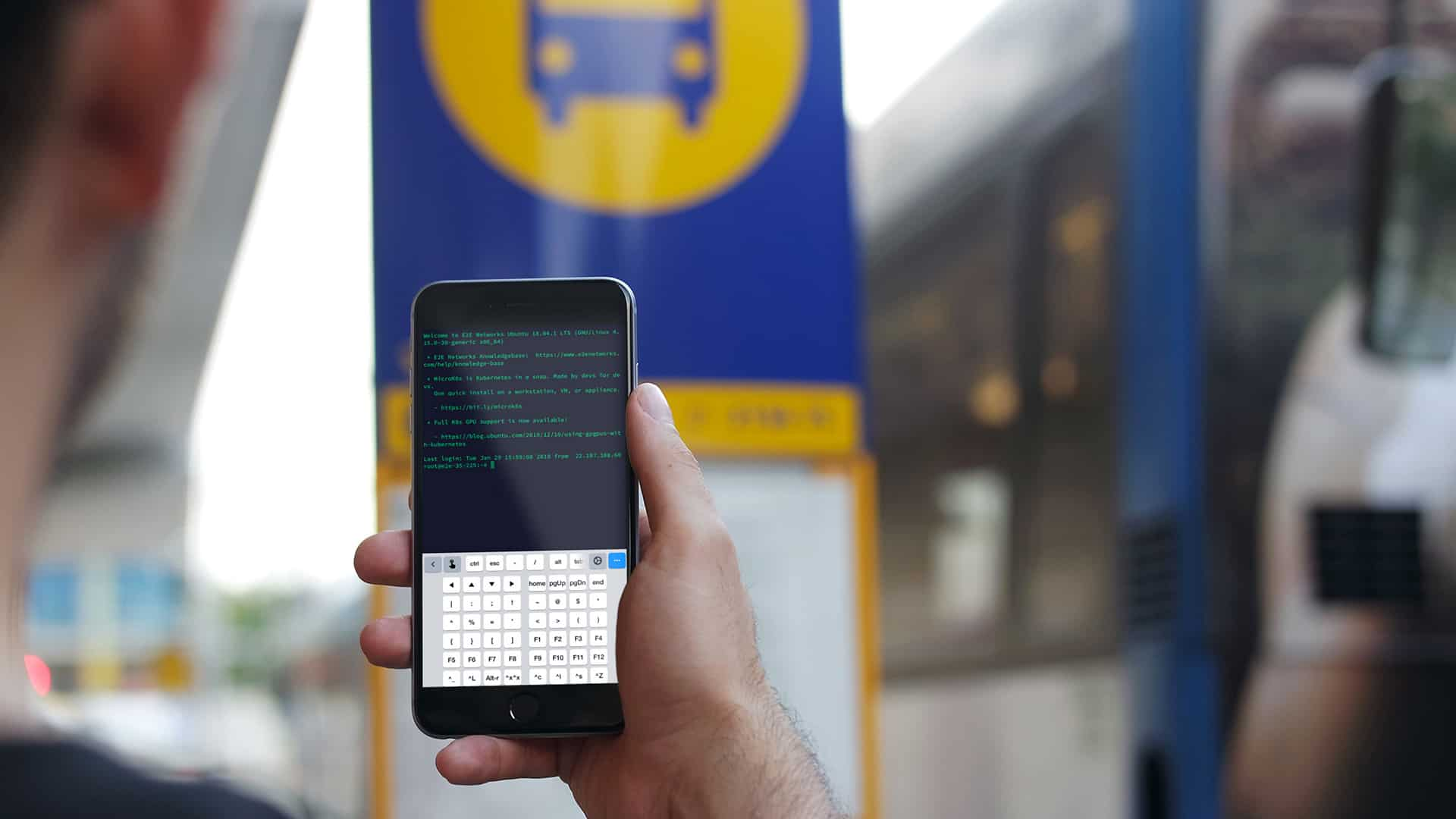 5 Best Ssh Terminal Apps For Iphone Manage Your Cloud Project On The Go Noupe