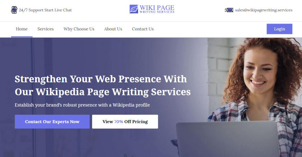 Top 10 Wikipedia Page Creation Services that Can Boost Your