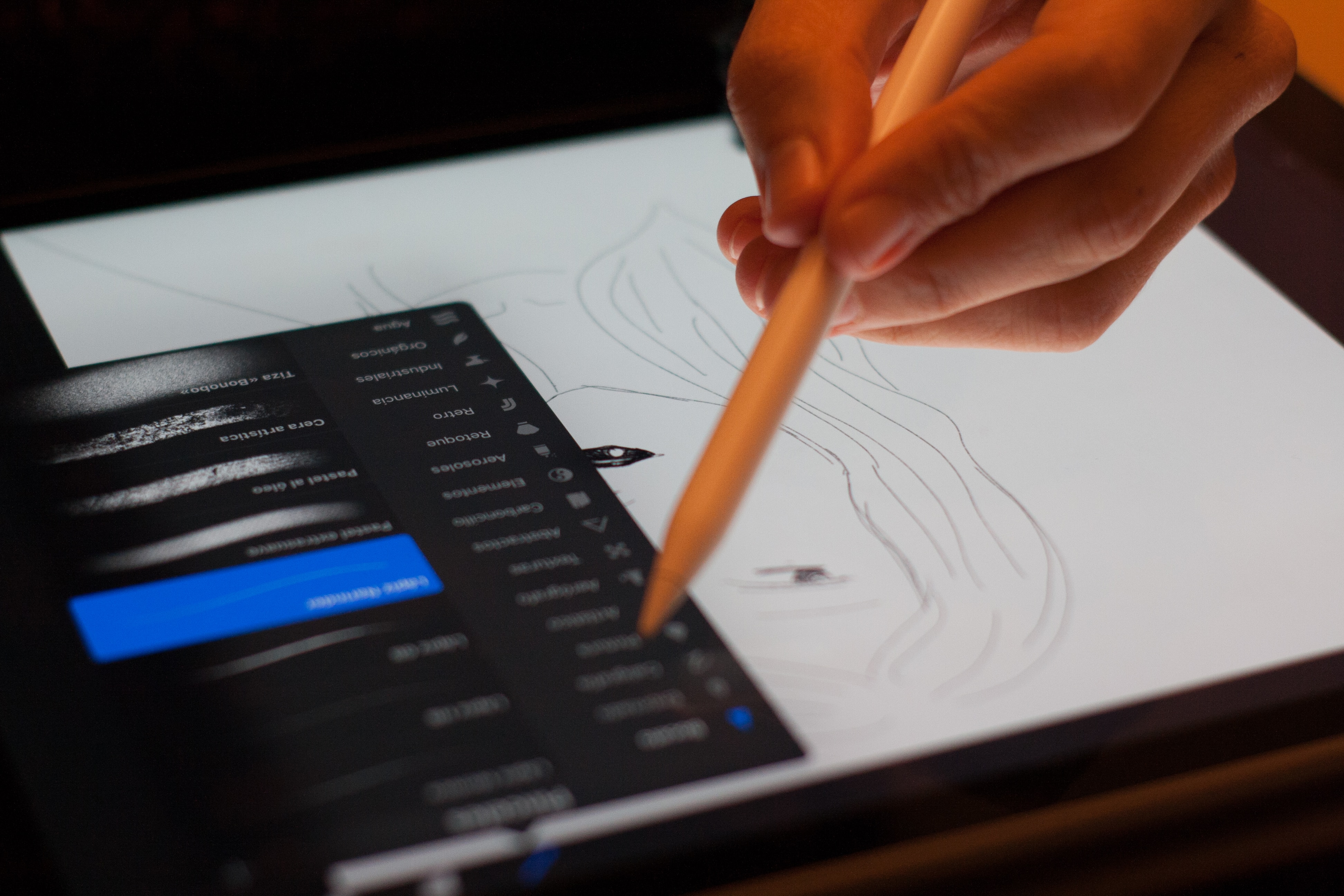 Procreate For Android Noupe Online Magazine