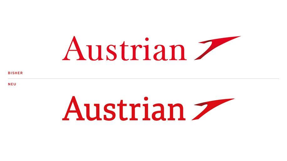 Austrian Airlines Airline Logo