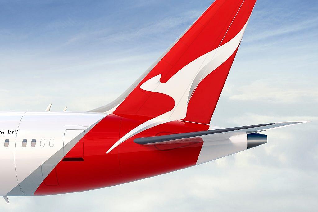 Qantas Airlines Airline Logo