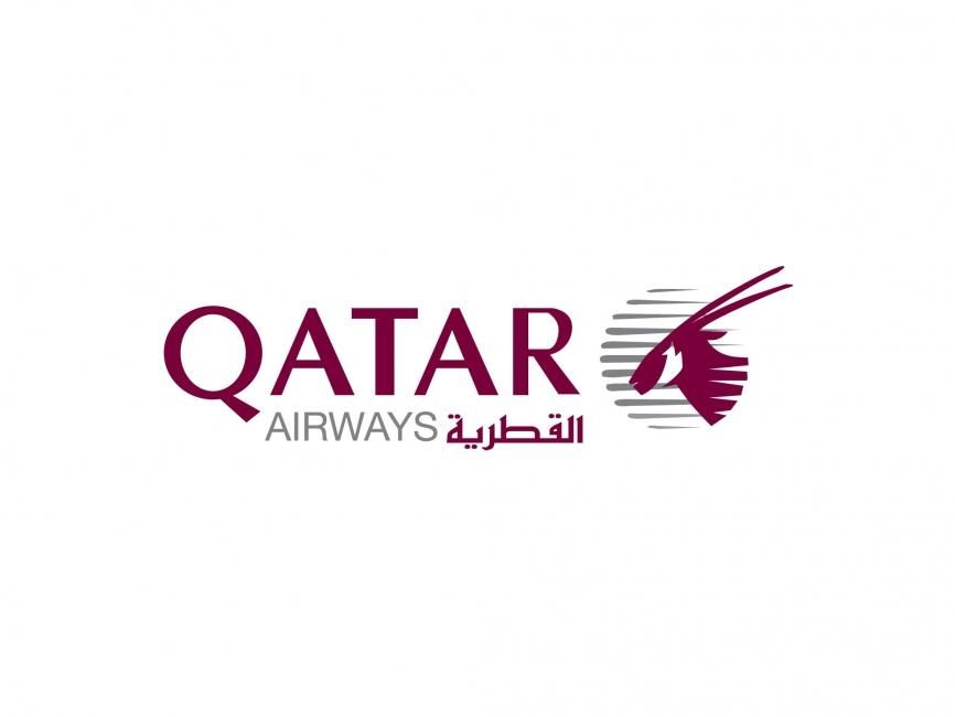 QATAR Airways Airline Logo