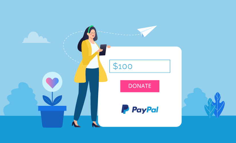 PayPal for Nonprofits