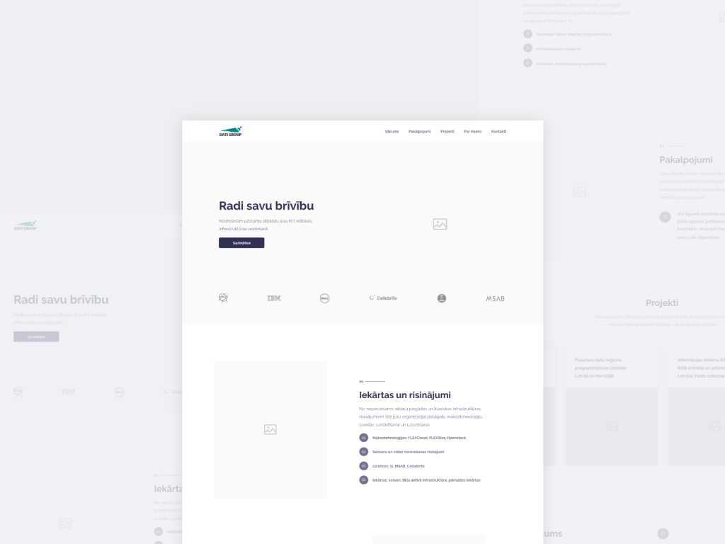 wireframe examples by Edijs