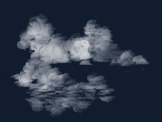 Funky Clouds brush by RubiesAndLavender