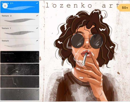 brushset by lozenko