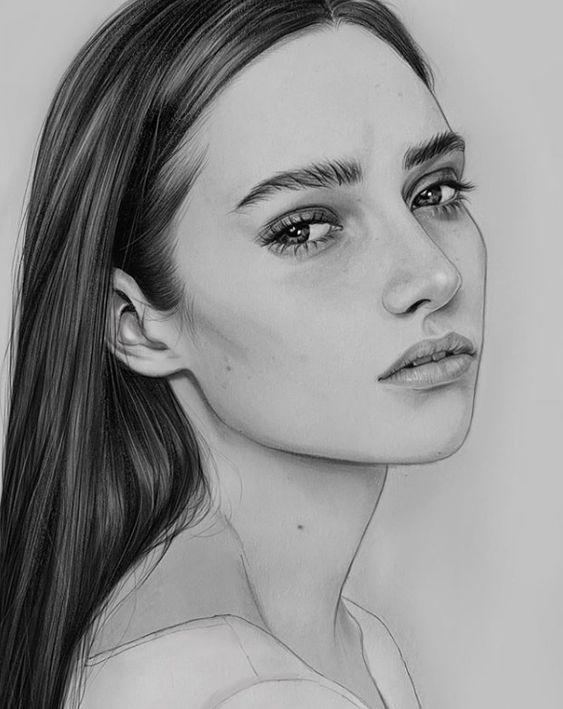 girl drawing 2