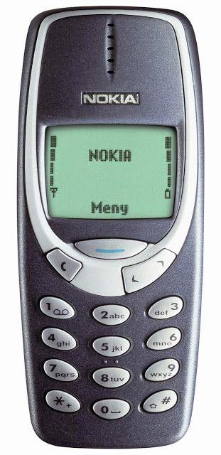 Nokia 3310 model phone