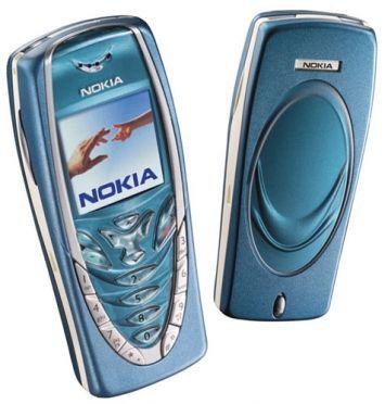 Nokia 7210 model phone