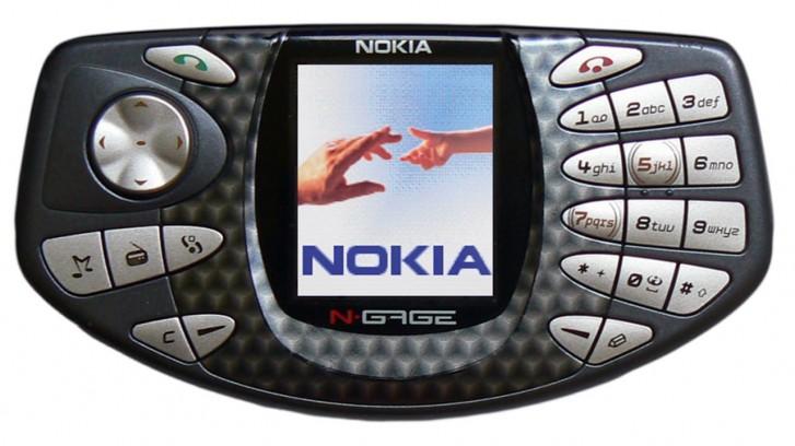Nokia N-Gage model phone