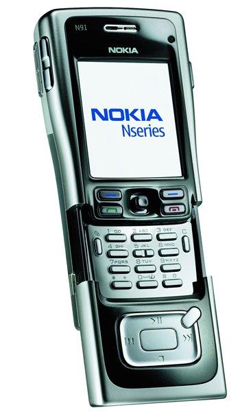 Nokia N91 model phone