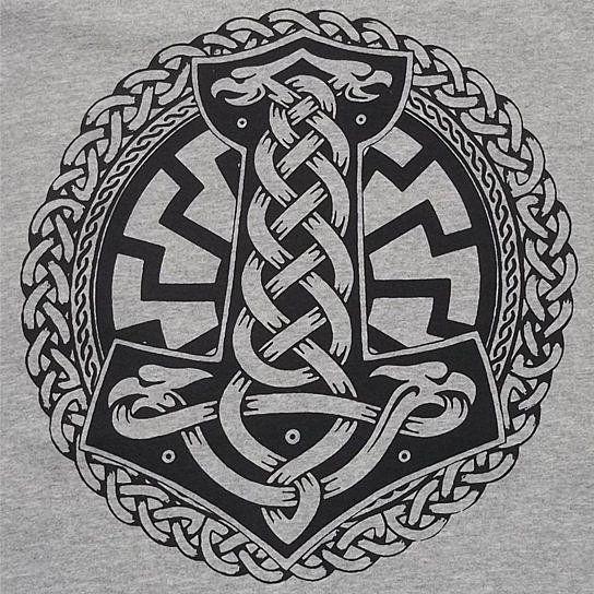 nordic tattoo mjolnir tattoo