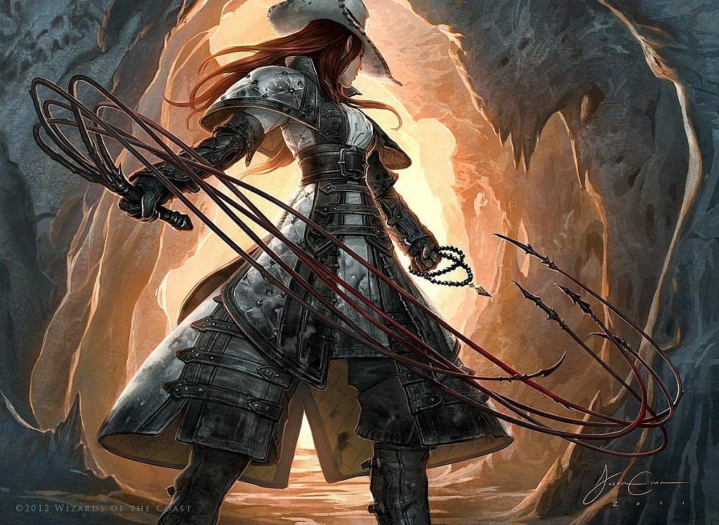 fantasy concept art taskmaster