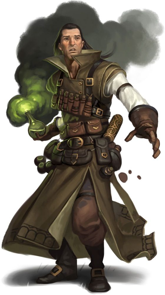 fantasy concept art alchemist