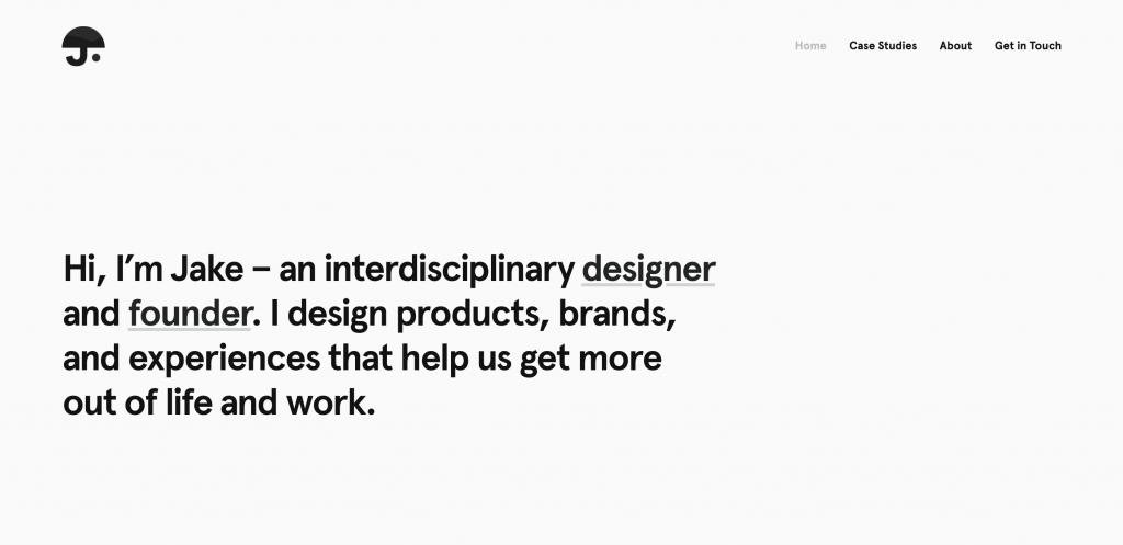 Jake Doering UX Designer Portfolio