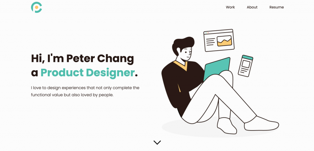 Peter Chang UX Designer Portfolio