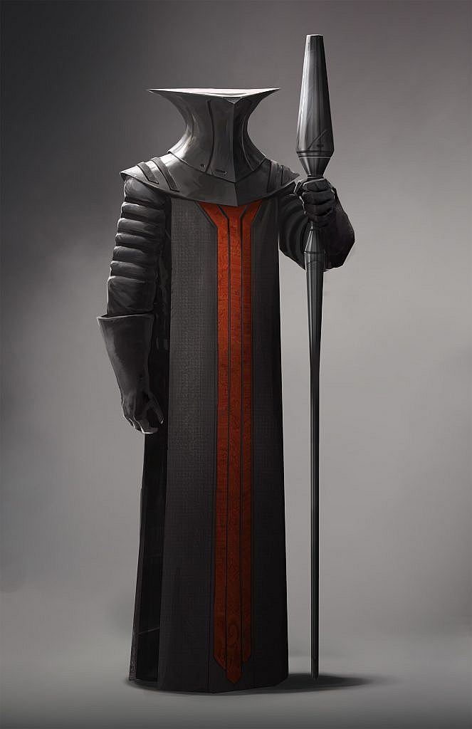 fantasy concept art imperial judge