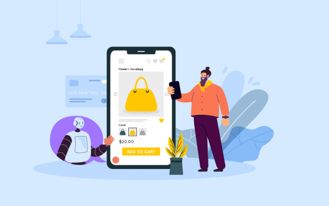 7 Smart Ways to use Chatbots for e-Commerce Business - noupe