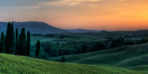40-mesmeric-triple-screen-wallpapers-tuscansunset in 40 Beautiful Triple Screen Wallpapers