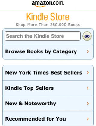 Amazon Kindle Store