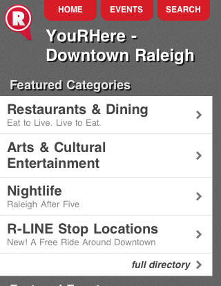 Raleigh Information