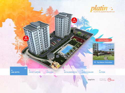 Platin Detailed Illustration Example