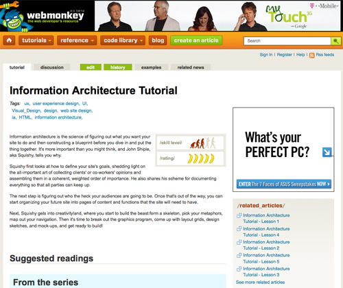 informationarchitecturetutorial