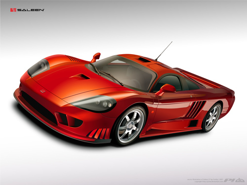 Saleen_S7R_Vector_by_p3nx