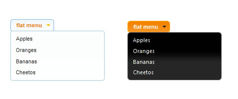jQuery Menu Tutorials and Plugins
