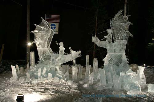 40 insane ice sculptures noupe