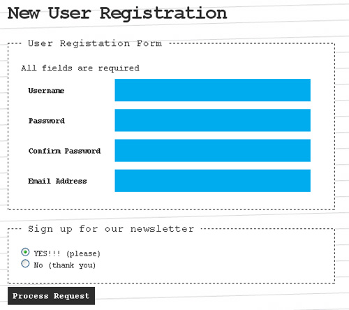 Cosmicsoda Registration Form
