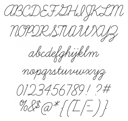 Free and Commercial Script Fonts - noupe