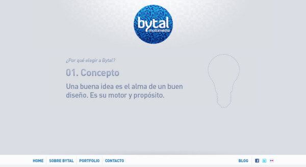Bytal On Showcase Of Web Design In Argentina