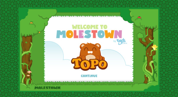 Molestown On Showcase Of Web Design In  Argentina