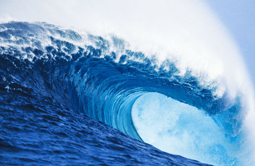 40 Aggressive Examples Of Waves Photography Noupe