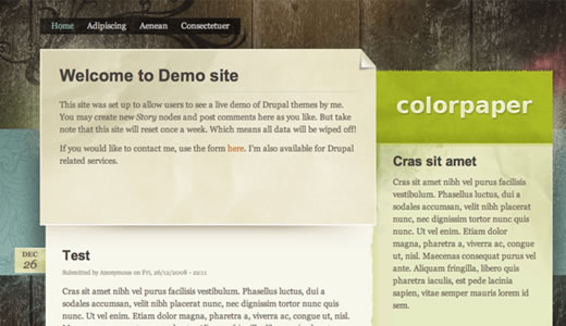 High Quality Themes for Drupal Developers