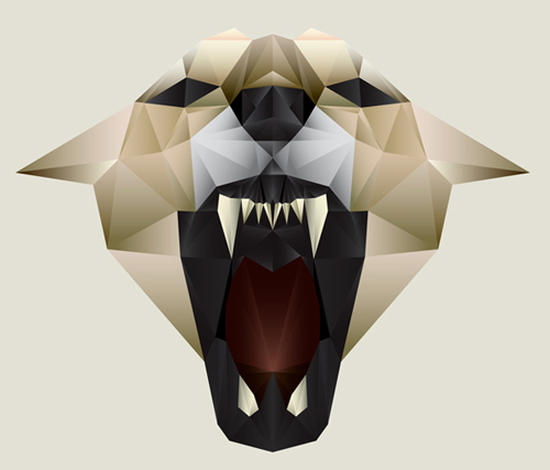Cool geometric graphic design gorgeous geometric designs noupe