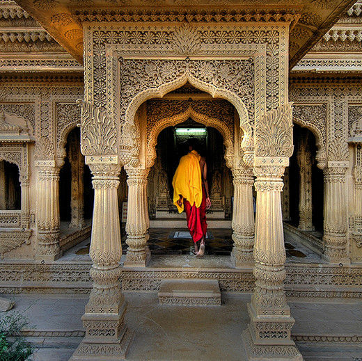 50 beautiful examples of architecture photography noupe for Architecture design for home in india