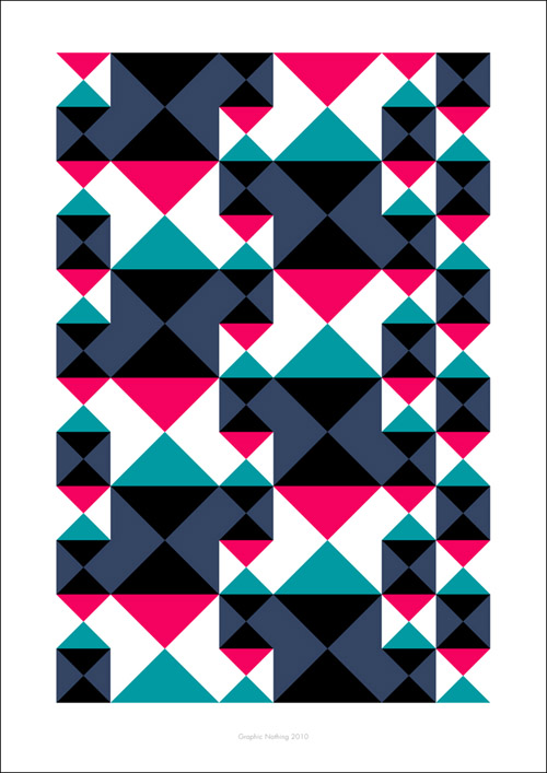 Gorgeous geometric designs noupe